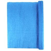 Гофрированная бумага синяя 110% 3-233 (22224)