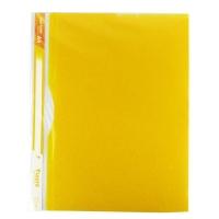 Папка уголок А4 5 отделений желтая 1481-08-А