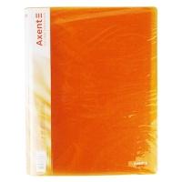 Скоросшиватель А4 оранжевая прозрачная Axent 1304-25-А