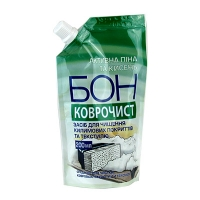 Средство для чистки ковров и текстиля Бон 200г 850