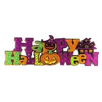 Подвеска Happy Halloween 6-58   (6218)