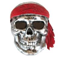 Карнавальная маска Череп 6-67 (6067)