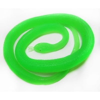 Игрушка резиновая Змея 100см 8-188;  8-161 Е1-2489