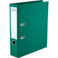 Папка регистратор А4 Axent 75мм Prestige зеленая собранная 1722-04С-А