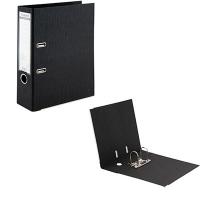 Папка регистратор А4 Axent 75мм Prestige черная собранная 1722-01С-А