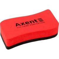 Губка для досок магнитная Axent красная 9804-04-A