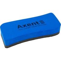 Губка для досок магнитная Axent синяя большая 9805-02-A