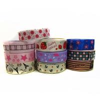Скотч декоративный тканевый цена за 10 штуп 8-380