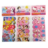 Закладки для книг магнитные 8-386-2 8-385 3-45(21456)