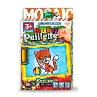 Набор для творчества Baby Paillette глиттер+пайетки РG-01-01,02,03,04,05,06