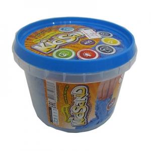 Кинетический песок KidSand банка 400г KS-01-06
