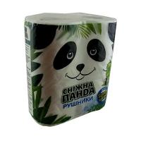 Полотенце бумажное Снежная панда 2шт*16 (978)
