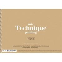 Альбом для рисования A4 20л Mix Technigue картон MUSE PB-SC-020-303