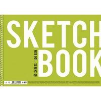 Альбом для рисования А4 50л крафт-картон MUSE PB-SC-050-301