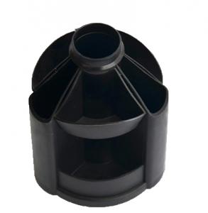 Набор настольный вертикальный малый черный В23