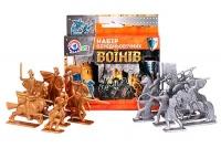 Набор средневековых воинов ТехноК арт.4272