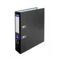 Папка регистратор А4 Economix 70 мм черная собранная Е39721-01