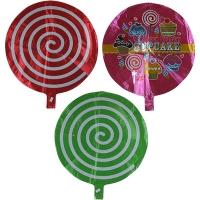 Воздушный шар большой фольга 6-434 (1440)