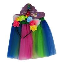Карнавальный костюм Единорог радужный детский  5-279 (6099)