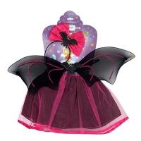 Карнавальный костюм Летучая мышь детский 5-282 (6099)