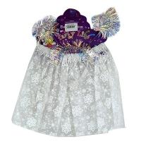 Карнавальный костюм Снежинка детский 5-283 (6099)