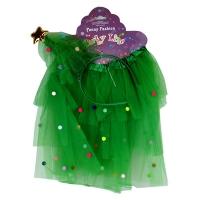 Карнавальный костюм Елочка шарики детский 5-284 (6099)