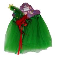 Карнавальный костюм Елочка детский 5-285 (6099)