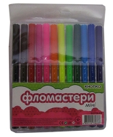 Фломастеры 12 цветов мини 20100-KN 52715-ТК