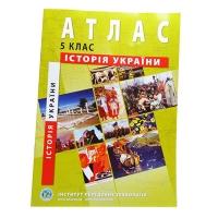Атлас История Украины 5 класс