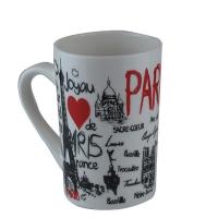 Чашка Города Лондон Париж Пиза 56254,56255,56256