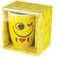 Чашка смайлик 56259
