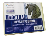 Пластилин скульптурный белый 600 гр Ц259001У