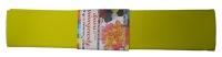 Гофрированная бумага желтая 500мм/2000мм №2 107006/3380007 Мицар