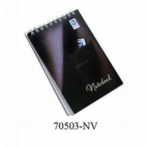 Блокнот А6 48л на спираль Navigator 70503-NV УК