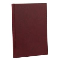 Дневник учителя А5 143*202 128л клетка обкл. баладек бордовый 231 0521