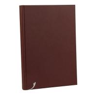Дневник учителя А5 143*202 128л клетка обкл. баладек коричневый 231 0522