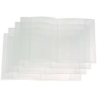 Набор обложек для тетрадей 50мкм 10шт TIKI 51432-TK цена за упак