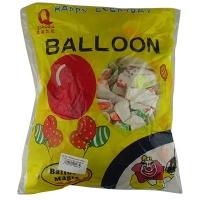 Воздушный шар белый с надписью уп 100 шт Цена за упак 10-521 (24609)