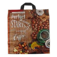 Пакет Кофейные зерна 38*43мкр 10212