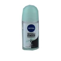 Шариковый дезодорант для женщин Nivea Fresh невидимая защита 50 мл