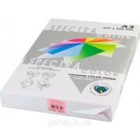 Бумага цветная А3 500л пастель Sinar Spectra 80 г/м2 Pink 170
