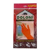 Перчатки латексные универсальные ХL DOLONI 4563