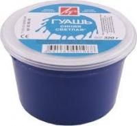 Гуашь синяя-светлая 225мл 8С405-08