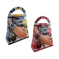 Набор для творчества Вышивка-оберег браслеты BRV-01,02,03,04,12