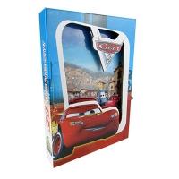 Блокнот детский Тачки подарочный 1-408 22050