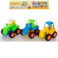 Набор 3 трактора  989
