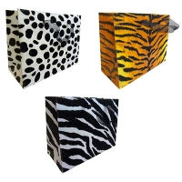 Пакет подарочный Тигров 23*18 53295