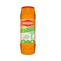 Порошок для чистки Helper с ароматом яблока 500г