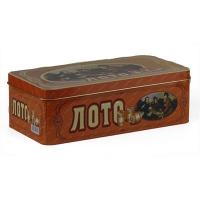 Лото в металлической коробке арт Т9001 9-523 (25054)