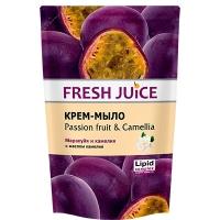 Мыло жидкое Fresh Juise Passion Fruit&Camellia дой-пак 460мл  5725